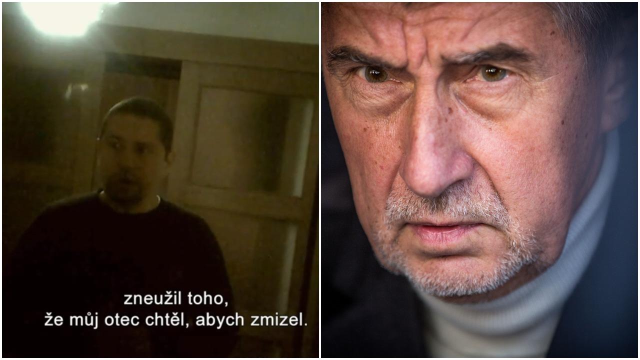 Babišov chorý syn: Otcov spolupracovník ma uniesol na Krym, niečo som podpísal, chceli, aby som zmizol – Denník N