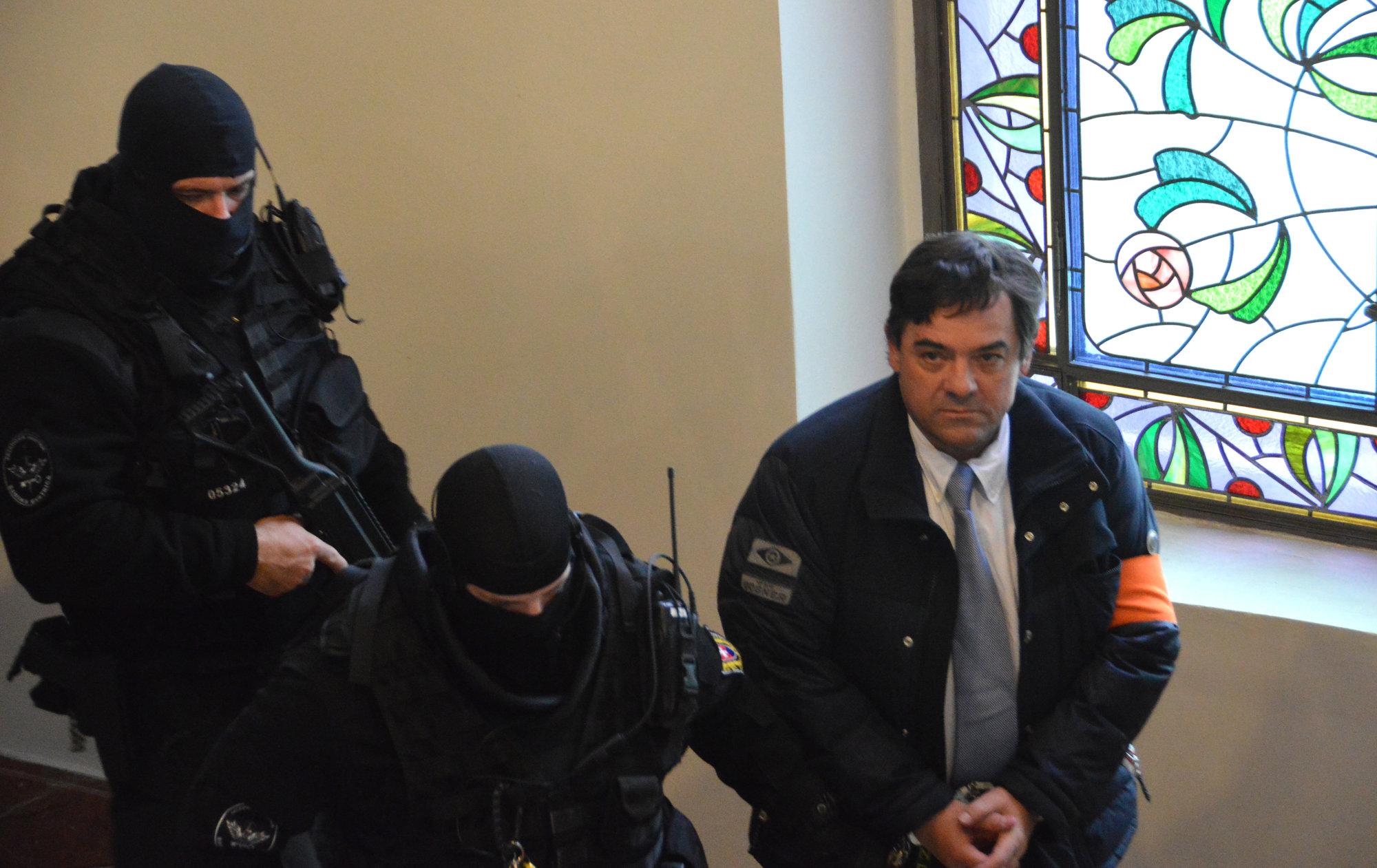 Newsfilter: Kočner aj Bašternák zvažovali útek, na Slovensku však zostali – každý z iného dôvodu – Denník N