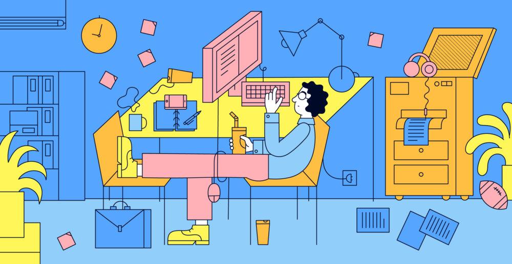 Slovenská ilustrátorka Martina Pauková kreslí pre Google či New Yorker, doma ju takmer nepoznáme