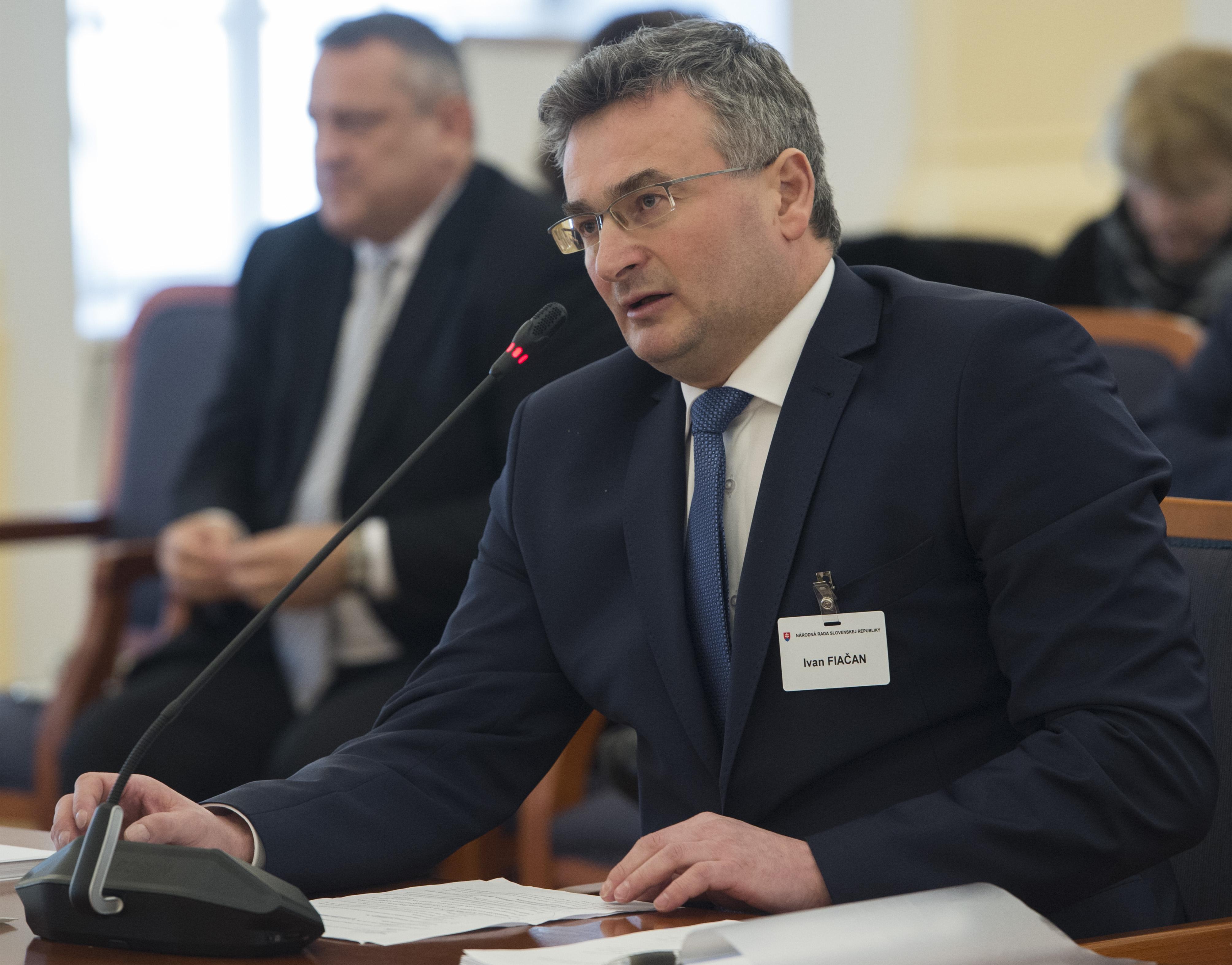 Ivan Fiačan. Foto - TASR