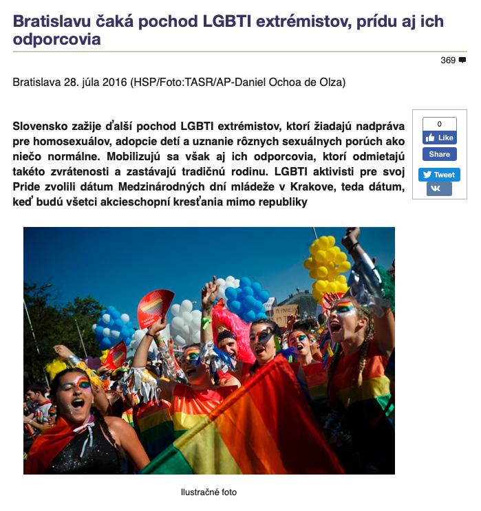 HS LGBTI
