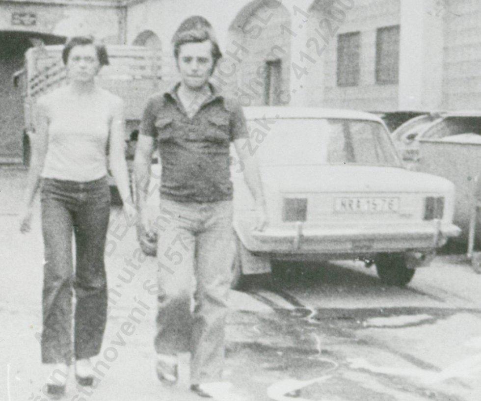 Brázda a jeho Fiat 125 P