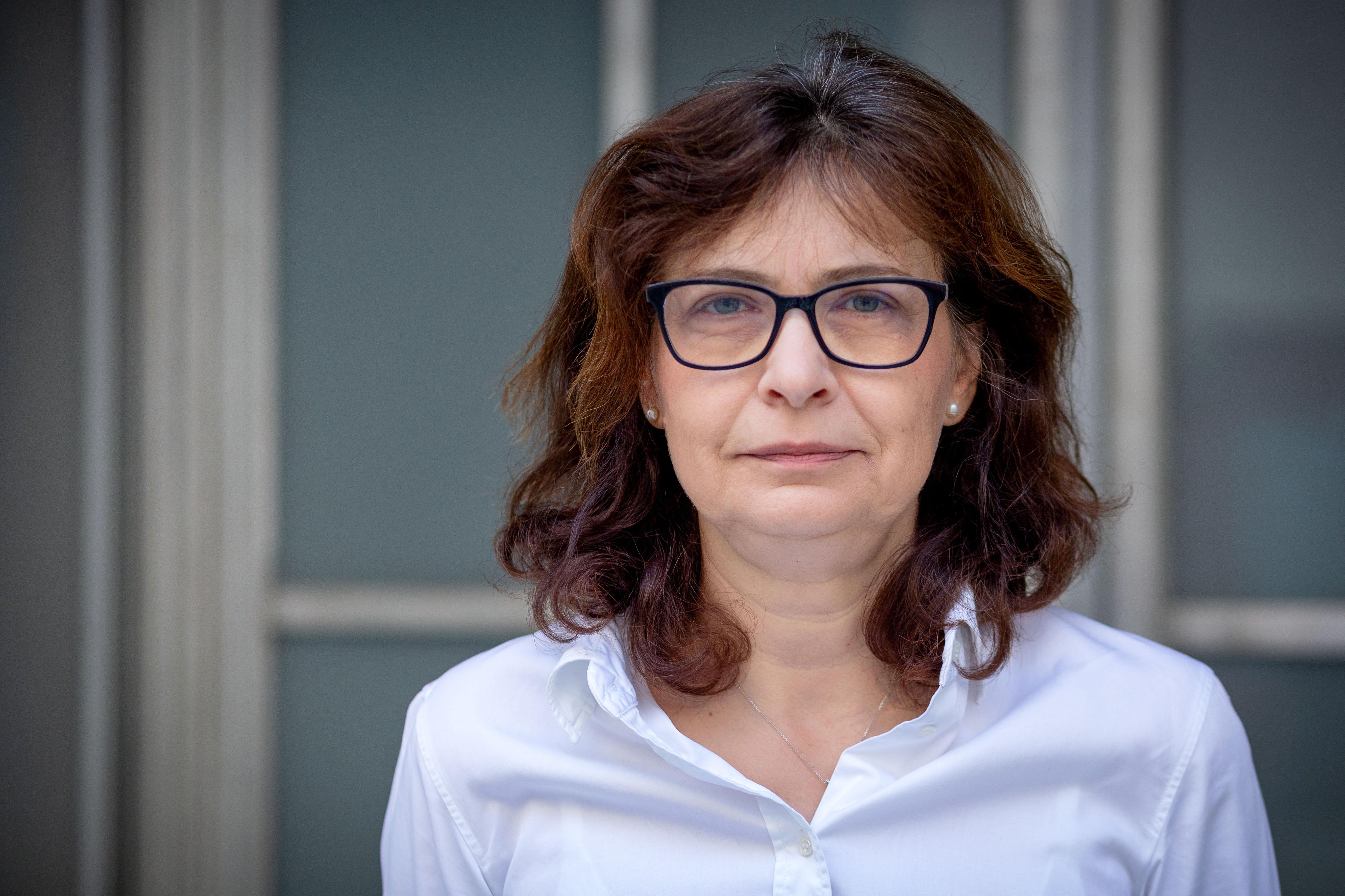 Lucia Žitňanská. Foto N - Tomáš Benedikovič