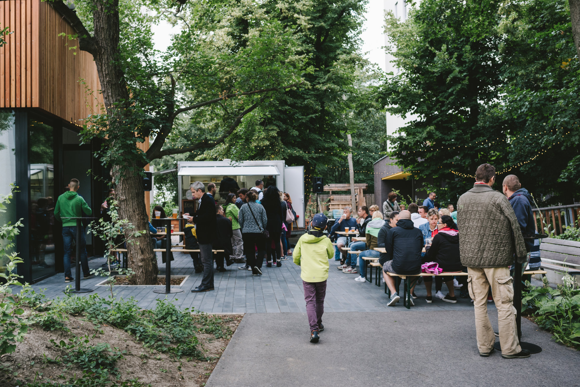V Petržalke vytvorili susedské bývanie inšpirované vnútroblokmi aj Kanadou a Dánskom