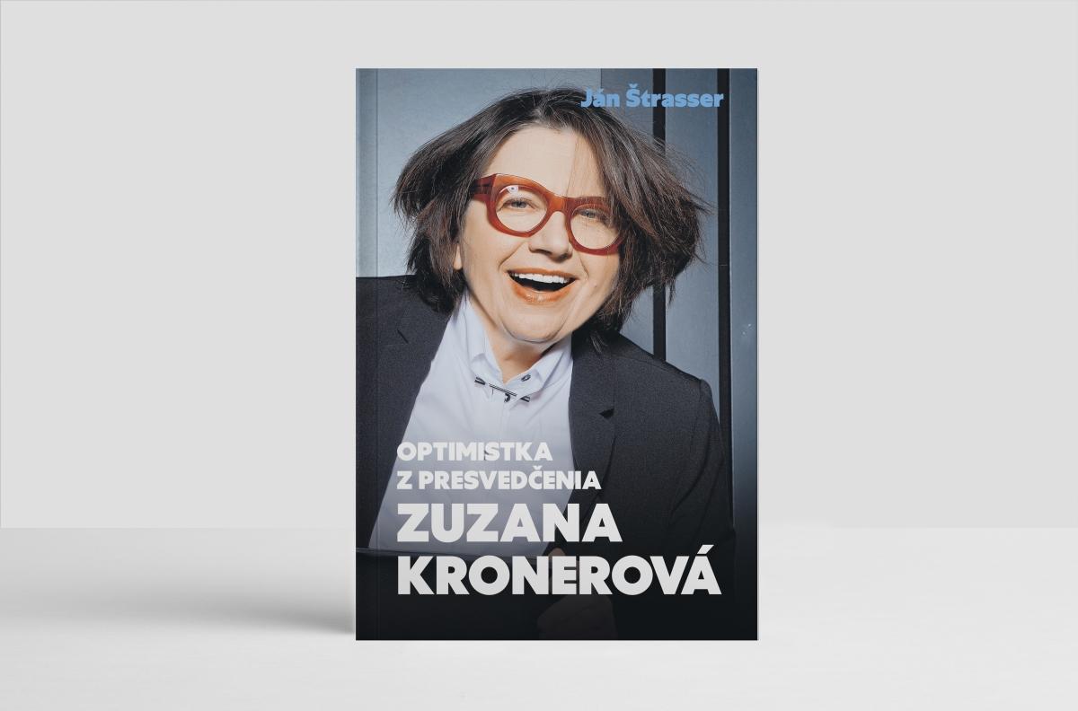 Zuzana Kronerová. Optimistka z presvedčenia