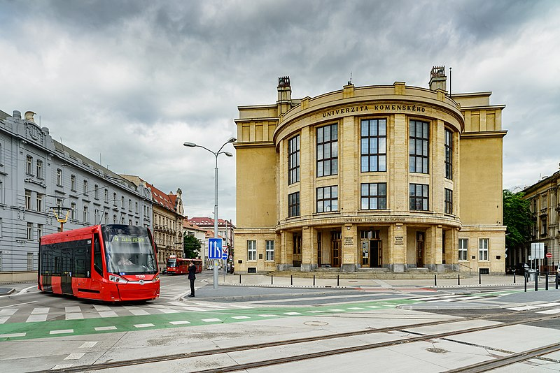 Univerzita Komenského, Bratislava