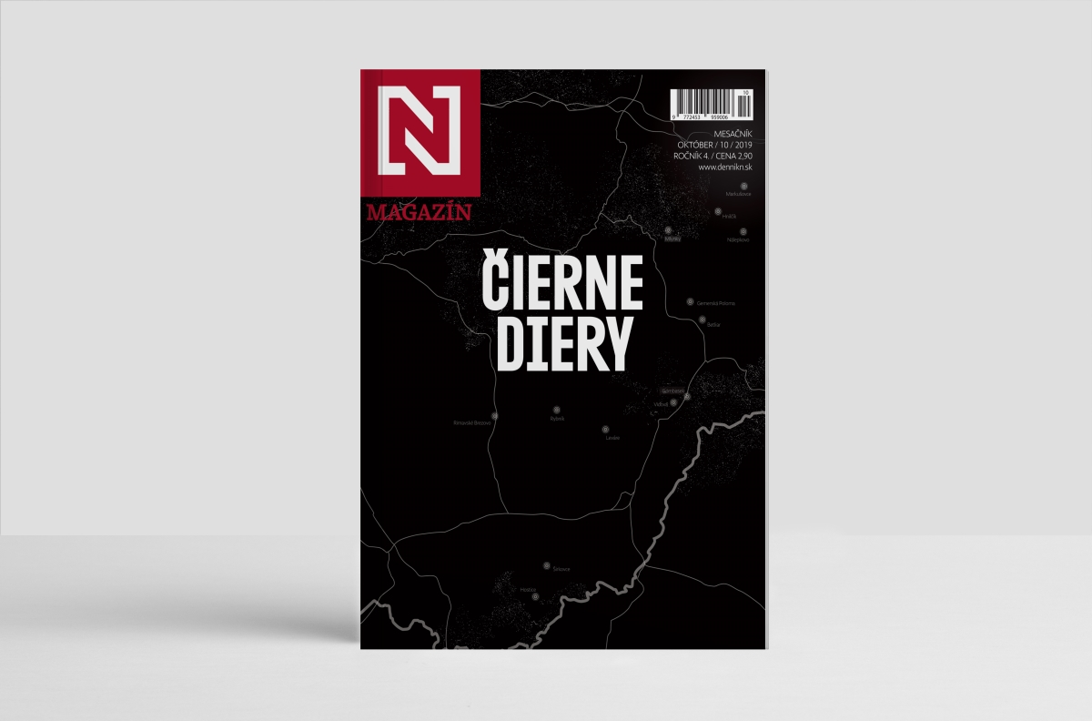 Balík 10 Magazínov: Čierne diery