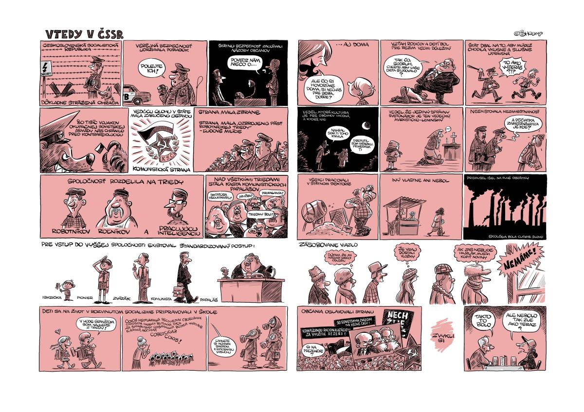 Shootyho komiks