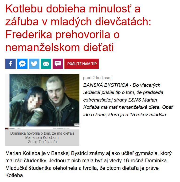 Kotleba a jeho esá vo vlakových hliadkach Topky-11.10.19
