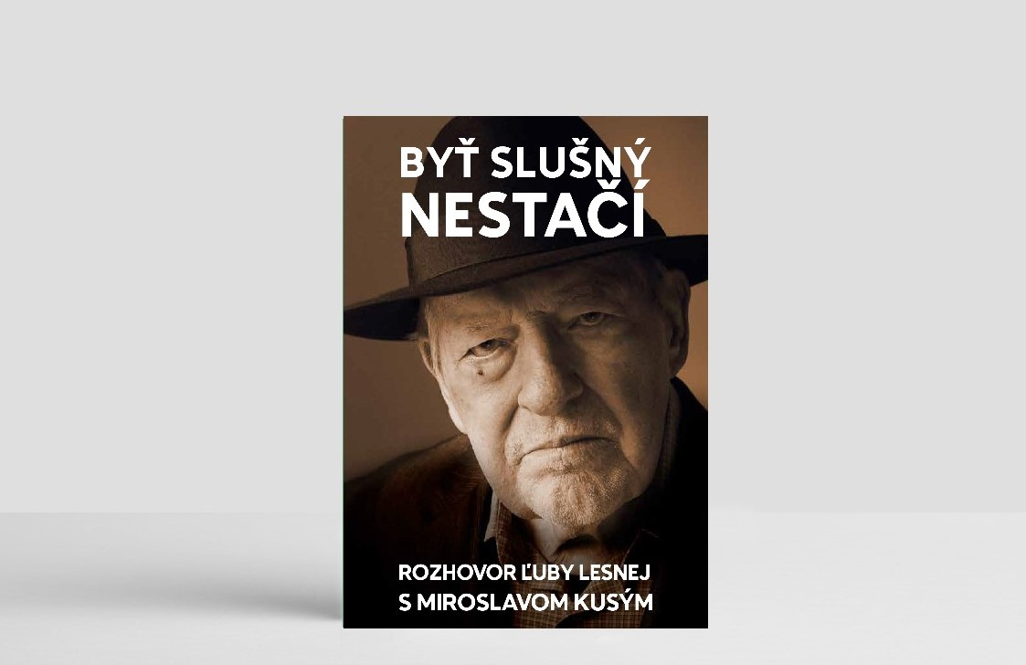 Byť slušný nestačí