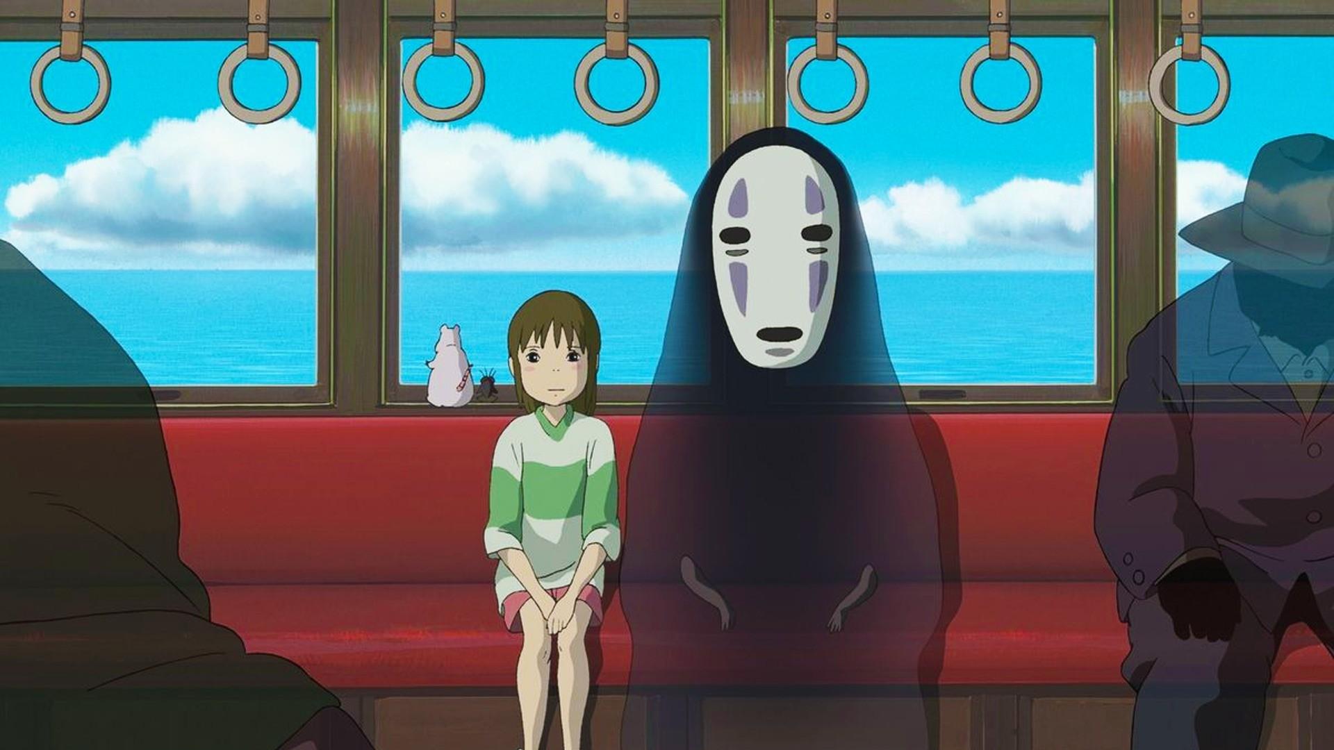 Niektoré príšerky v Ceste do fantázie môžu deti najprv vystrašiť. Strach však tento film napokon aj lieči, pretože malá Chihiro sa vie so všetkými z nich spriateliť.