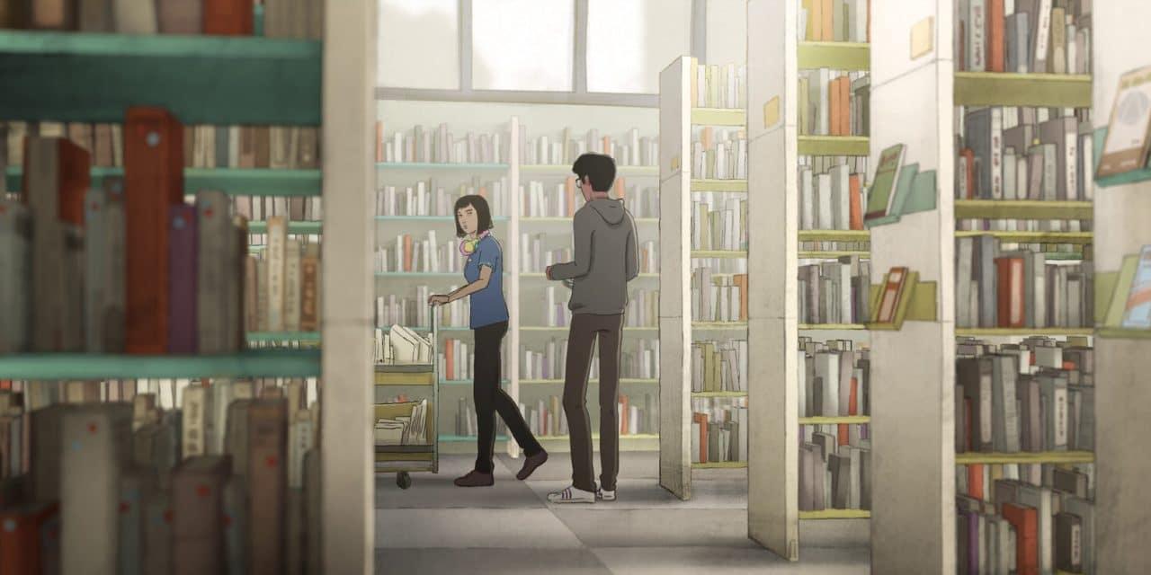 Láska privedie mladého muža aj ku knihám. ozaj, Svet podľa Garpa ste čítali?