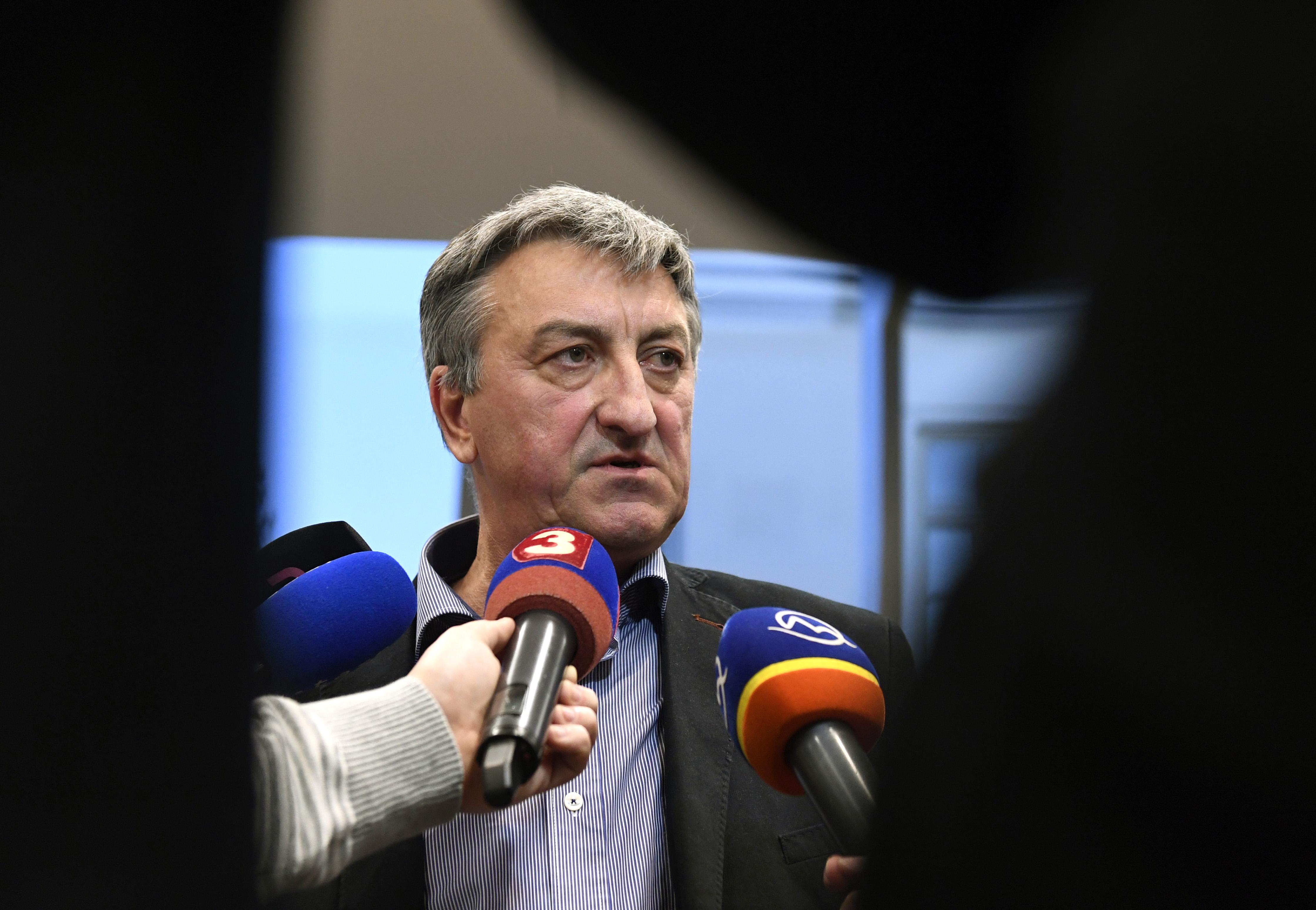 Bývalý košický sudca Juraj Sopoliga. Foto - TASR