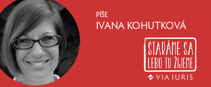Ivana Kohutková VIA IURIS