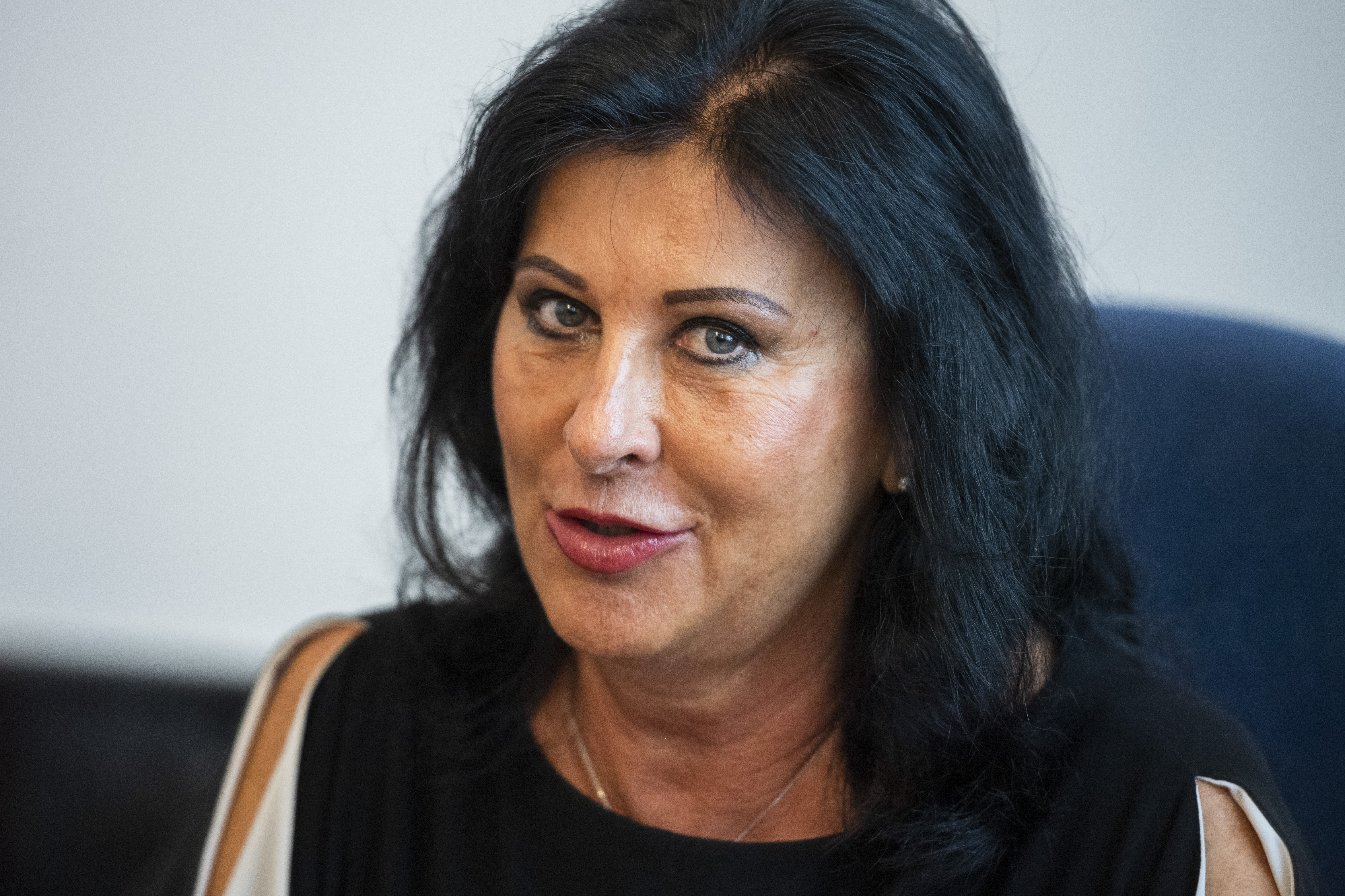 Prvá námestníčka generálneho prokurátora Viera Kováčiková. Foto - TASR