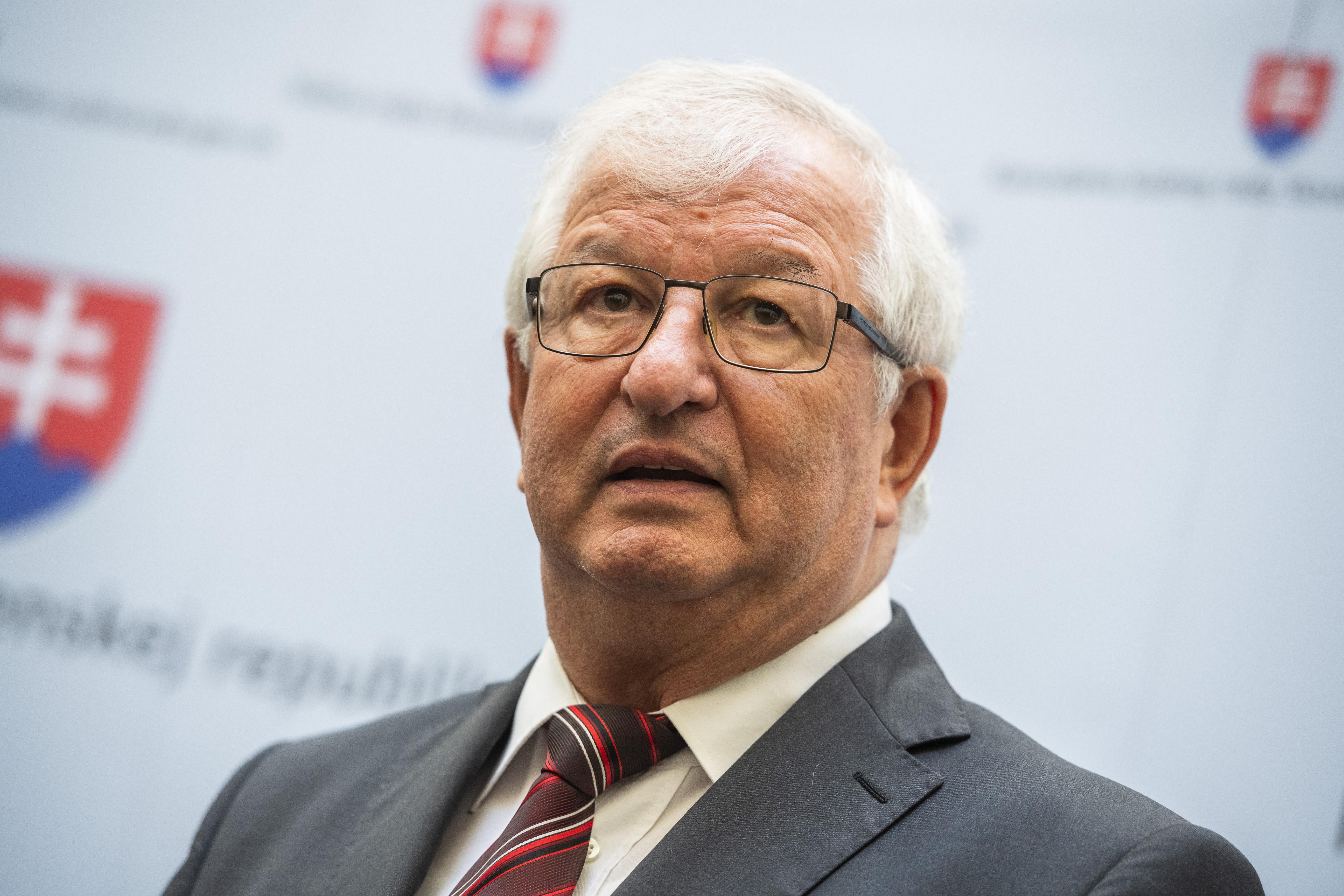 Ján Mazák. Foto - TASR