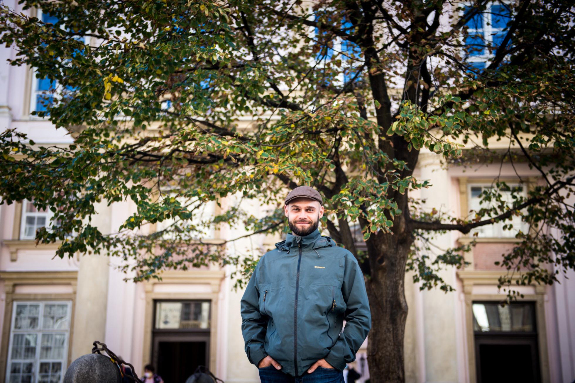 Krajinný architekt Petro: Pomôžte Bratislave vysadiť tisíce stromov