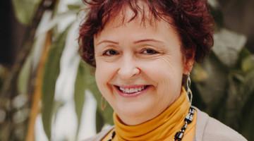 Mgr. Iveta Schusterová, PhD., psychologička a výkonná riaditeľka OZ Pomoc obetiam