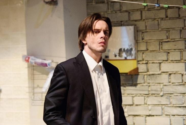 Daniel Žulčák ako Dorian Gray