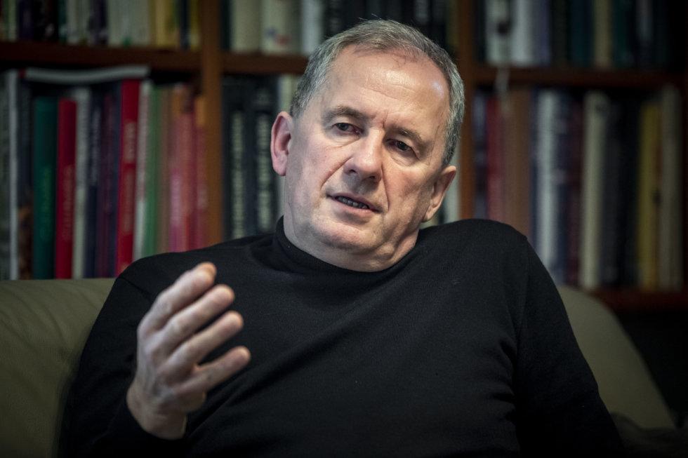 Josef Baxa. Foto - Denik N/Gabriel Kuchta