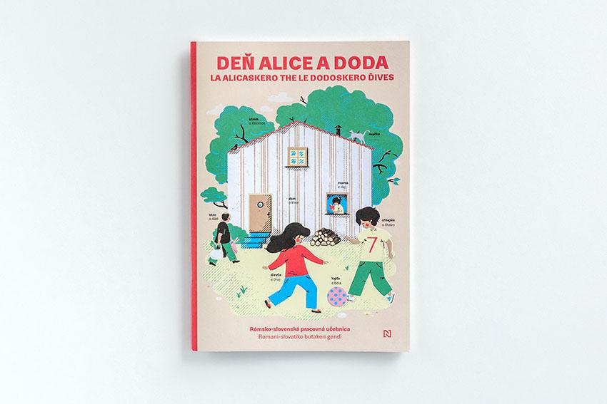 Deň Alice a Doda. Rómsko-slovenská učebnica