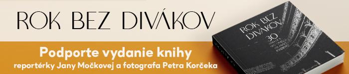 banner rok bez divákov