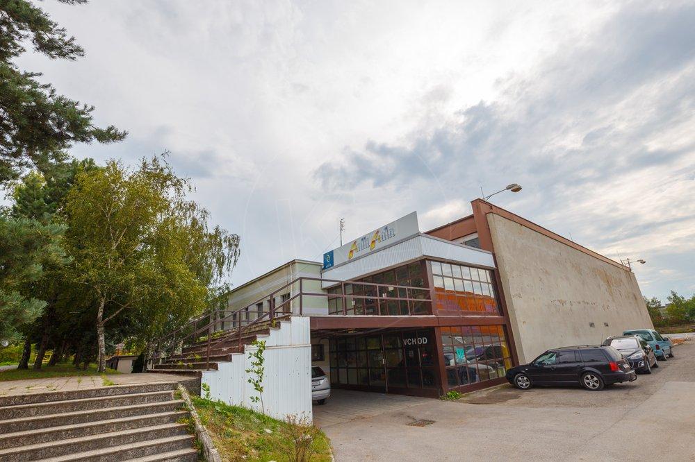Hádzanárska hala v Košiciach